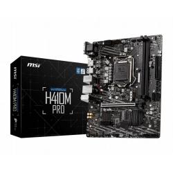 MB MSI H410M PRO SKT1200 2D4 2M.2 4S3 SER U3.2 V/D/H