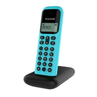 ALCATEL D285 CORDLESS DECT GAP VIVAVOCE SVEGLIA DISPLAY ALFANUME