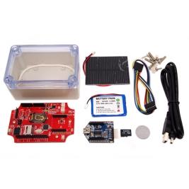 Seeeduino Stalker - Waterproof Solar Kit