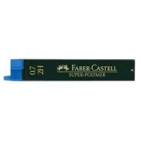 FABER CASTELL SUPERPOLYMER ASTUCCIO 12 MINE 2H 0.7 mm