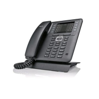 GIGASET MAXWELL 2 TELEFONO IP CORNETTA CABLATA 2 LINEE BLACK