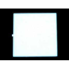 EL Panel - White 10cm x 10cm
