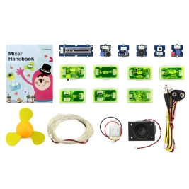 Mixer Pack V2(Electronic blocks,without Arduino,plug and play sy