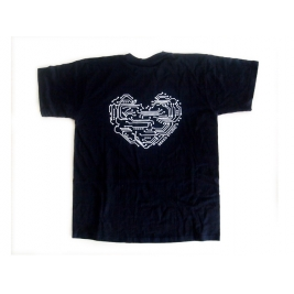 Seeed T-shirt - Geek Heart - XXL