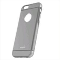 MOSHI IGLAZE ARMOUR iPhone 6 GUN METAL GRAY