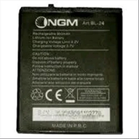 NGM BL-24 BATTERIA Li-ion 850mAh METAL SOAP