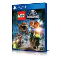 WARNER BROS PS4 LEGO JURASSIC WORLD VERSIONE EUROPA