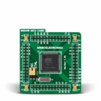 MCU card with ATMEGA128 Microcontroller