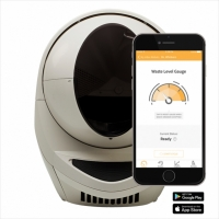 Litter-Robot 3 Connect Automatic Self-Cleaning Litter Box (Beige