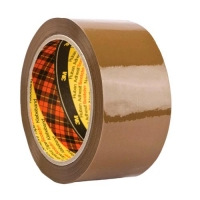 3M SCOTCH 309 NASTRO DA IMBALLO mm 50 X 66 MT AVANA
