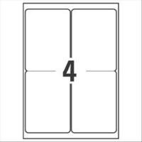 AVERY-ZWECKFORM L7169-100 CONF 400 ETICHETTE 139x99.1 MM AUTOADE