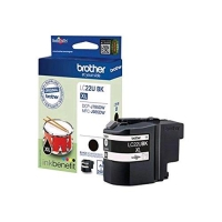 BROTHER LC-22UBK CARTUCCIA INK 2.400 PAG NERO