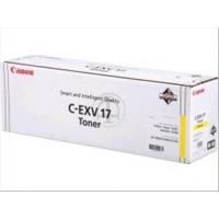 CANON C-EXV 17 TONER 30.000 PAG GIALLO