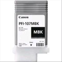 CANON PFI-107MBK TANICA NERO MATTE PER STAMPANTI CANON INK-JET (