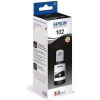 EPSON 102 FLACONE INKJET ECOTANK 127ML NERO