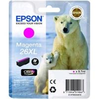 EPSON 26 XL CARTUCCIA INKJET MAGENTA
