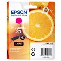 EPSON 33 CARTUCCIA MAGENTA IN BLISTER PER XP-530-630-635-830 300