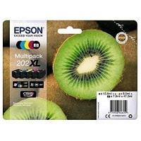 EPSON MULTIPACK 202 XL CARTUCCE INK-JET NERO + NERO FOTOGRAFICO