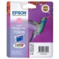 EPSON T0806 CARTUCCIA INKJET MAGENTA CHIARO