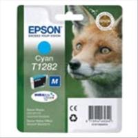 EPSON T1282 CARTUCCIA INKJET CIANO