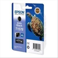 EPSON T1578 XL CARTUCCIA INKJET NERO OPACO