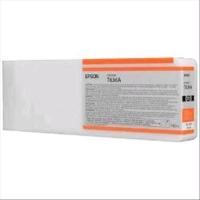 EPSON T636A TANICA ARANCIONE PER STYLUS PRO 7890/7900/WT7900/9xx