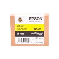 EPSON T8504 CARTUCCIA INK 80 ML GIALLO