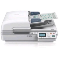 EPSON WORKFORCE DS-6500N SCANNER A4 CCD nr FRONTE RETRO 1.200dpi