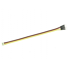 Grove - 4 pin Male Jumper to Grove 4 pin Conversion Cable (5 PCs