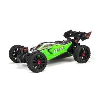 Typhon Mega 550 V3 Brushed 4WD 1/8 Speed Buggy RTR, Green