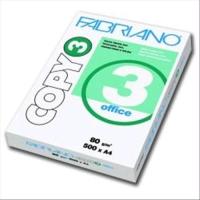 FABRIANO COPY 3 5 RISME 500 FOGLI/RISMA CARTA FORMATO A4 80GR/M2