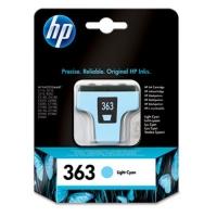 HP 363 CARTUCCIA INK-JET CIANO CHIARO