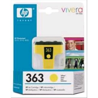 HP 363 CARTUCCIA INK-JET GIALLO