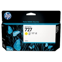 HP 727 CARTUCCIA INKJET GIALLO