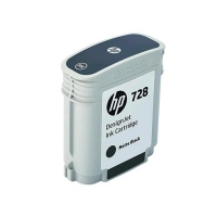 HP 728 CARTUCCIA INK-JET 69 ML NERO OPACO