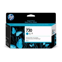 HP 730 CARTUCCIA INK-JET 130 ML CIANO