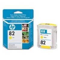 HP 82 CARTUCCIA GIALLO PER STAMPANTI HP INK JET (C4913A)
