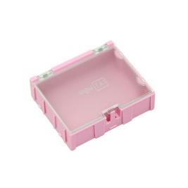 Large Size Components Storage Box - 2 PCs per lot - Pink