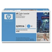 HP Q5951A TONER CIANO PER CLJ 4700 10.000PG