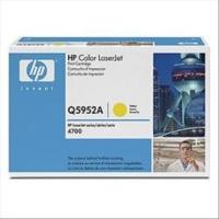 HP Q5952A TONER GIALLO PER CLJ 4700 10.000PG