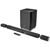 JBL JBLBAR51BLKEP SOUND BAR 5.1 4K ULTRA HD 510 W