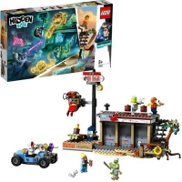 LEGO HIDDEN SIDE ATTACCO ALLA CAPANNA DEI GAMBERETTI 579 Pz