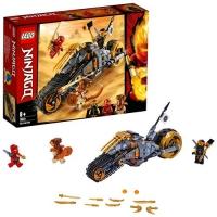 LEGO NINJAGO MOTO DA CROSS DI COLE