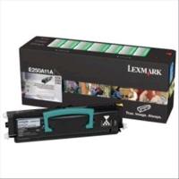LEXMARK E250A11E TONER NERO PER E250/E350/E352 3.500 PAG