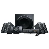 LOGITECH Z906 SURROUND SOUND SPEAKER SYSTEM 5.1 POTENZA 500W RMS
