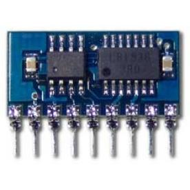 Pololu Micro Dual Serial Motor Controller (No Manual)