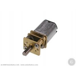 Solarbotics GM13a 150:1 Mini Metal Gear Motor