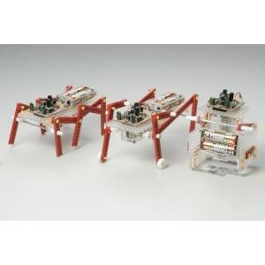 Tamiya 70166 Sound Activated Walking Robot Kit