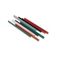 METODO DORSETTO TRIANGOLARE IN PVC 12 mm LUNGHEZZA 297 mm RILEGA