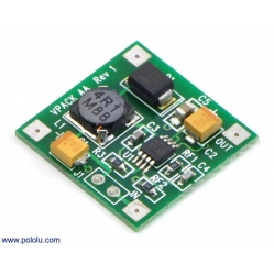 Bodhilabs VPack Boost Regulator - Square